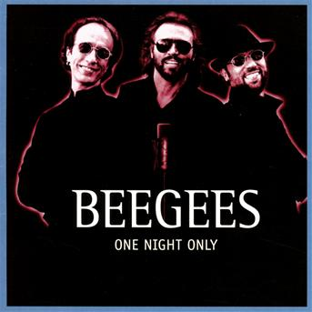 Bee Gees - CD ONE NIGHT ONLY