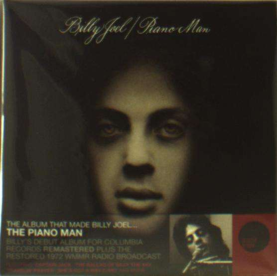 Billy Joel - CD Piano Man