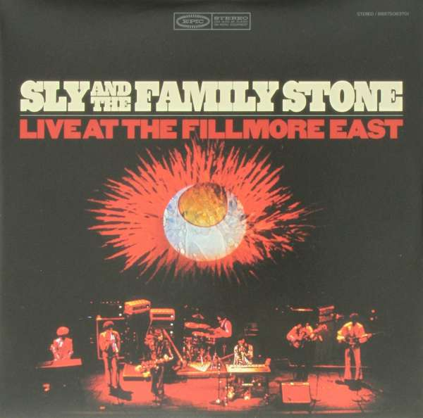 Vinyl SLY & THE FAMILY STONE - Live at the Fillmore