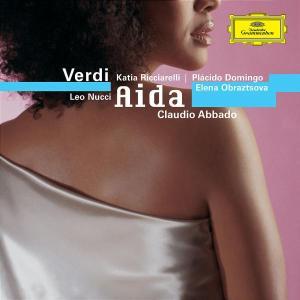 CD ABBADO/C&O TEATRO SCALA - AIDA