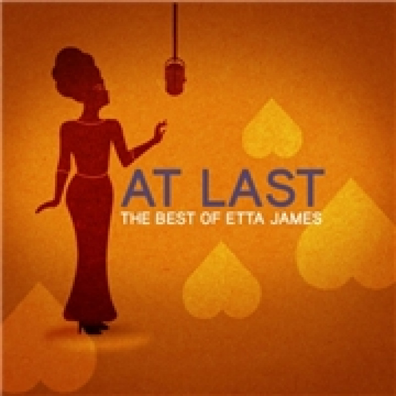 CD JAMES ETTA - AT LAST-THE BEST OF