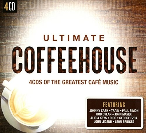 CD V/A - Ultimate... Coffeehouse
