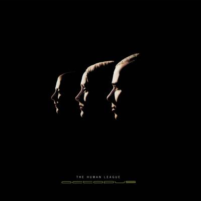 Vinyl HUMAN LEAGUE, THE - OCTOPUS (BLACK VINYL ALBUM)