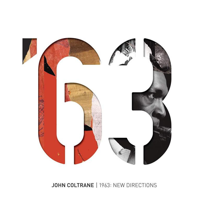 CD COLTRANE JOHN - 1963: NEW DIRECTIONS