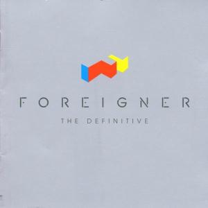 Foreigner - CD DEFINITIVE,THE