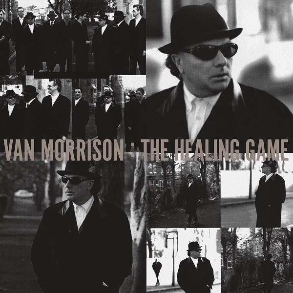 CD MORRISON, VAN - The Healing Game
