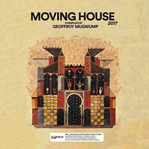 CD V/A - MOVING HOUSE 2017