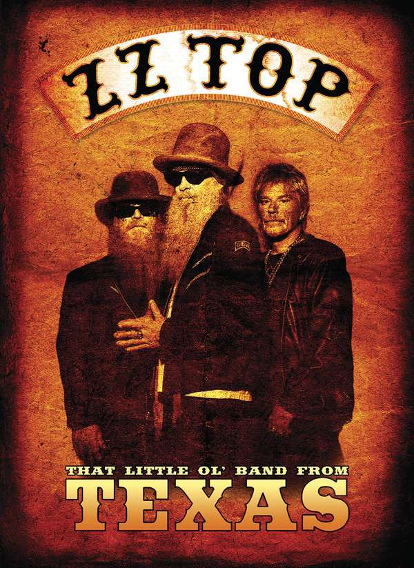 ZZ Top - DVD THAT LITTLE OL' BAND FROM TEXAS