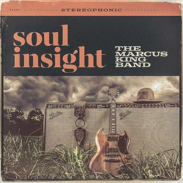 CD THE MARCUS KING BAND - SOUL INSIGHT