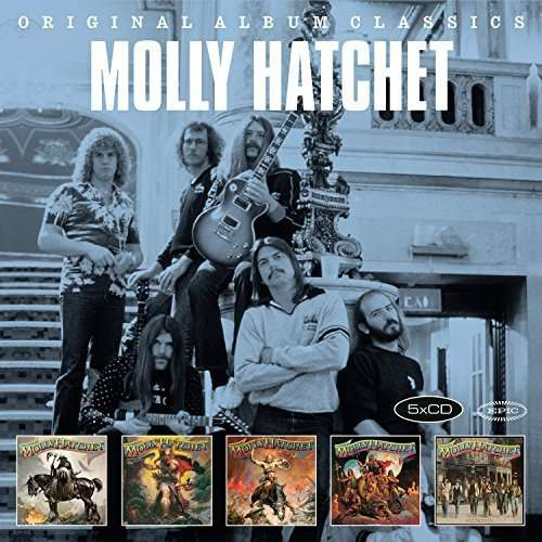 CD MOLLY HATCHET - Original Album Classic