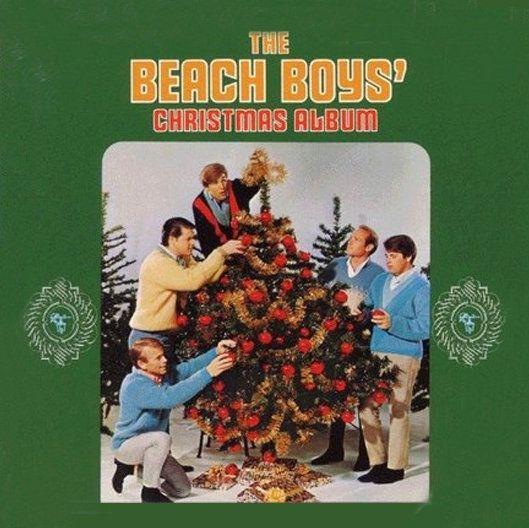 The Beach Boys - CD BEACH BOYS' CHRISTMAS ALBUM