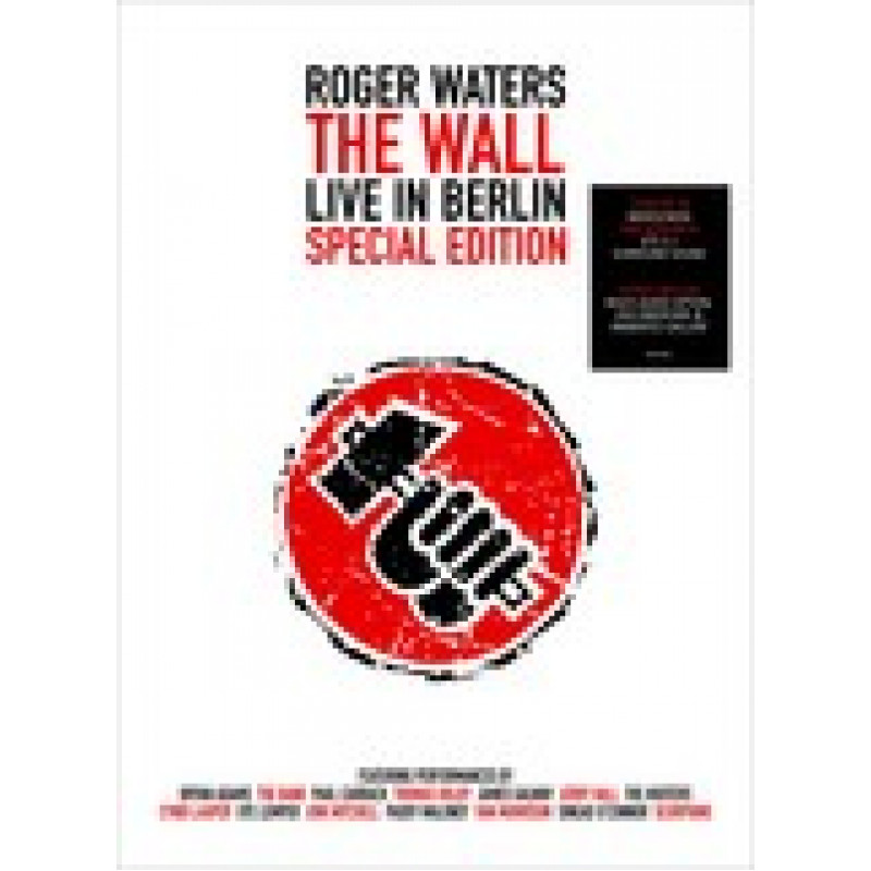 DVD WATERS ROGER - THE WALL LIVE IN BERLIN
