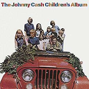 CD CASH, JOHNNY - JOHNNY CASH CHILDREN'S ALBUM