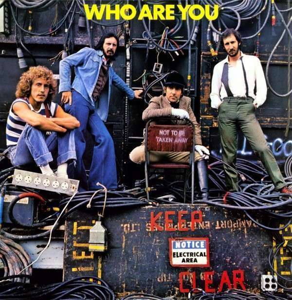 The Who - Vinyl WHO ARE YOU
