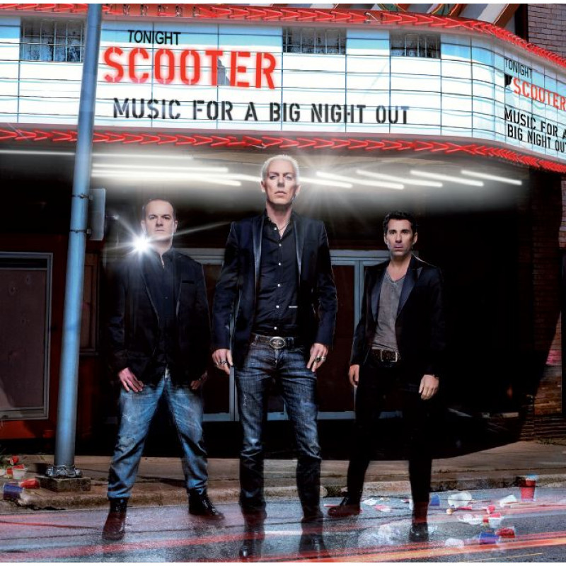 Scooter - CD MUSIC FOR A BIG NIGHT OUT