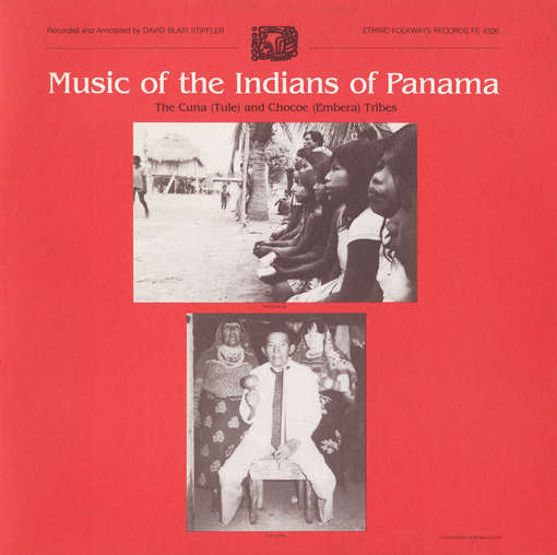 CD V/A - MUSIC OF THE INDIANS OF PANAMA