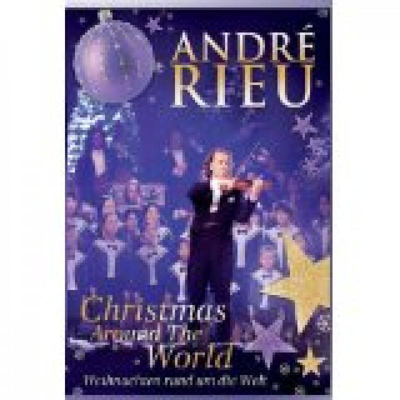 DVD RIEU ANDRE - CHRISTMAS AROUND THE WORLD + CHRISTMAS I LOVE
