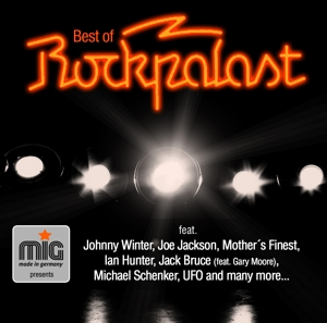 CD V/A - BEST OF ROCKPALAST
