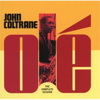 CD COLTRANE, JOHN - OLE COLTRANE