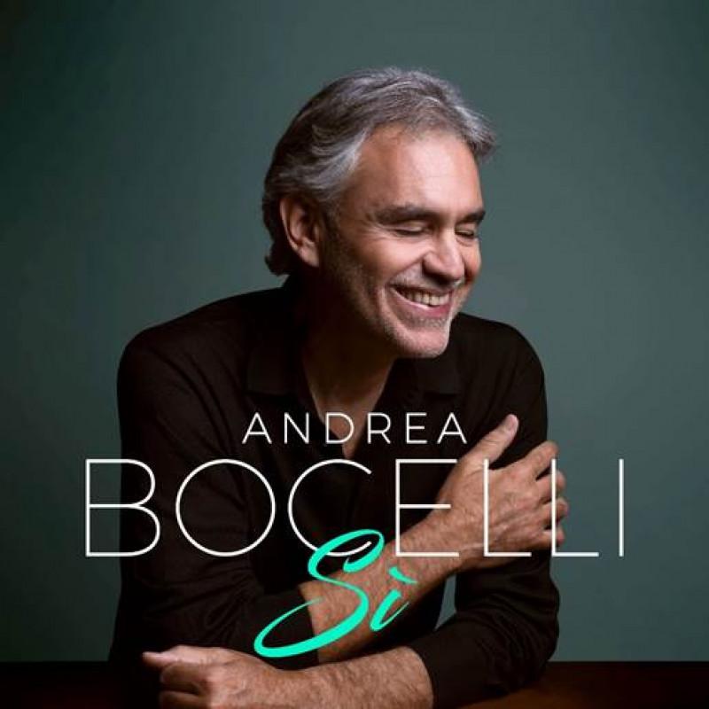 """Andrea Bocelli - CD """"SI"""""""