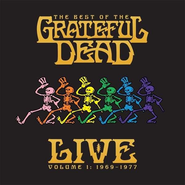 Grateful Dead - Vinyl THE BEST OF THE GRATEFUL DEAD LIVE 1969-1977 VOL.1