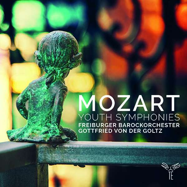 CD MOZART, W.A. - YOUTH SYMPHONIES