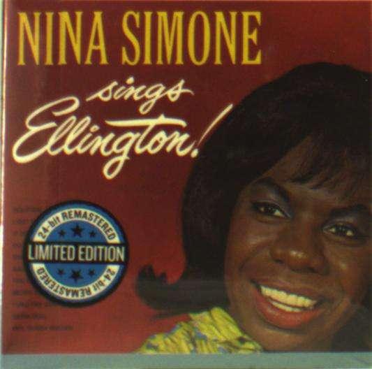 CD SIMONE, NINA - SINGS ELLINGTON/NINA SIMONE AT NEWPORT
