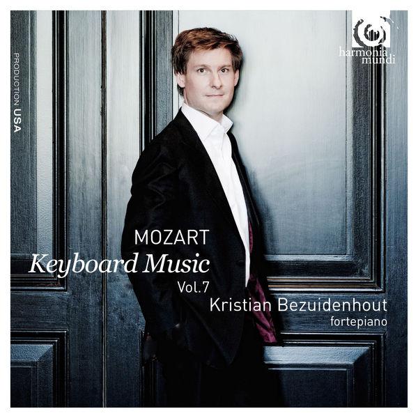 CD MOZART, W.A. - KEYBOARD MUSIC VOL.7
