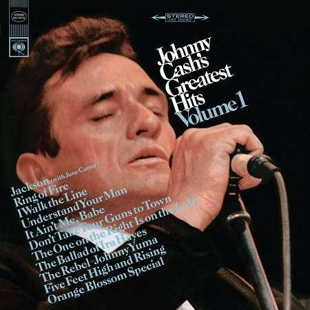 Vinyl CASH, JOHNNY - Greatest Hits, Volume 1