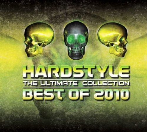 CD V/A - HARDSTYLE THE ULTIMATE COLLECTION BEST OF 2010