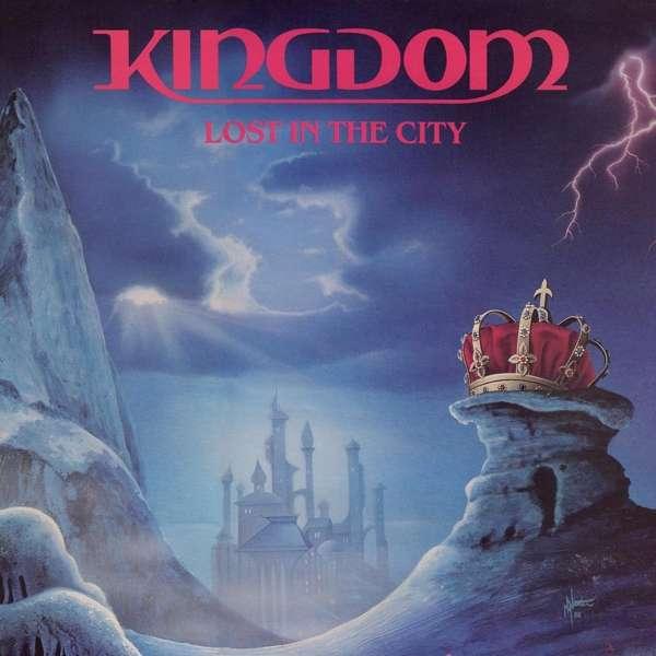 CD KINGDOM - LOST IN THE CITY