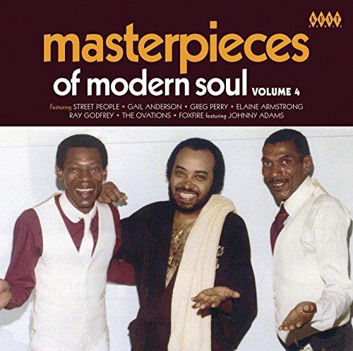 CD V/A - MASTERPIECES OF MODERN SOUL VOLUME 4