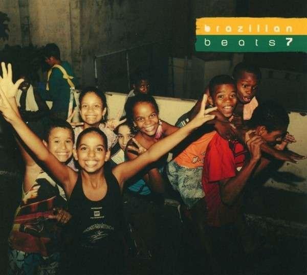 CD V/A - BRAZILIAN BEATS 7