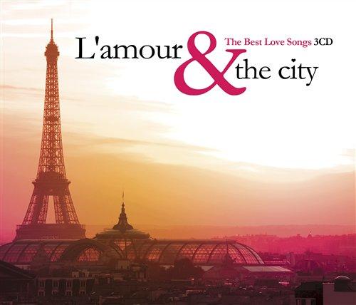 CD V/A - L'AMOUR & THE CITY