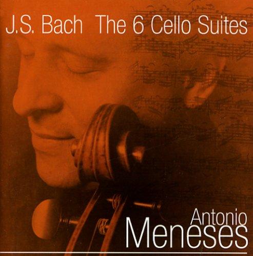 CD BACH, J.S. - 6 CELLO SUITES