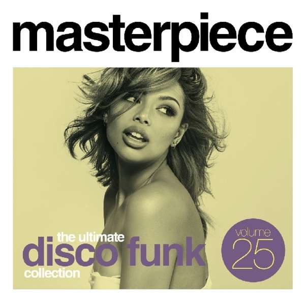 CD V/A - MASTERPIECE THE ULTIMATE DISCO FUNK COLLECTION VOL.25