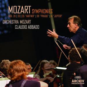 CD ABBADO CLAUDIO - Mozart: Symfonie 29,33,35,38,41