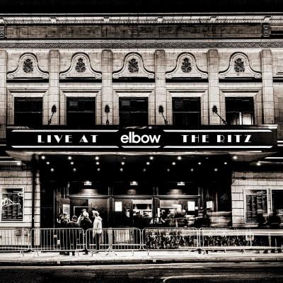 Vinyl ELBOW - LIVE AT THE RITZ