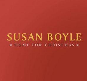 CD BOYLE, SUSAN - Home for Christmas