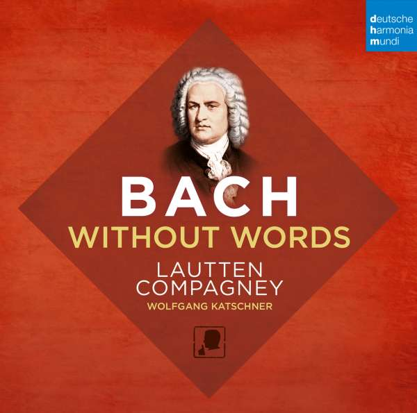 CD BACH, J.S. - Bach Without Words