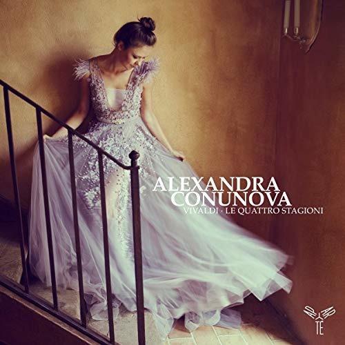 CD CONUNOVA, ALEXANDRA - VIVALDI: LE QUATTRO STAGIONI
