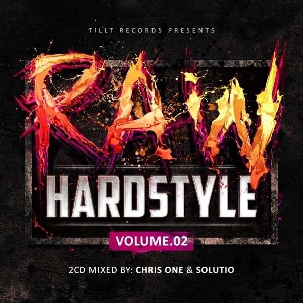CD V/A - RAW HARDSTYLE VOL.2