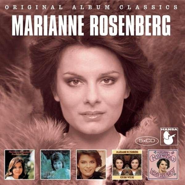 CD ROSENBERG, MARIANNE - Original Album Classics 1971-1