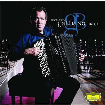 CD GALLIANO RICHARD - ...ON ACCORDION