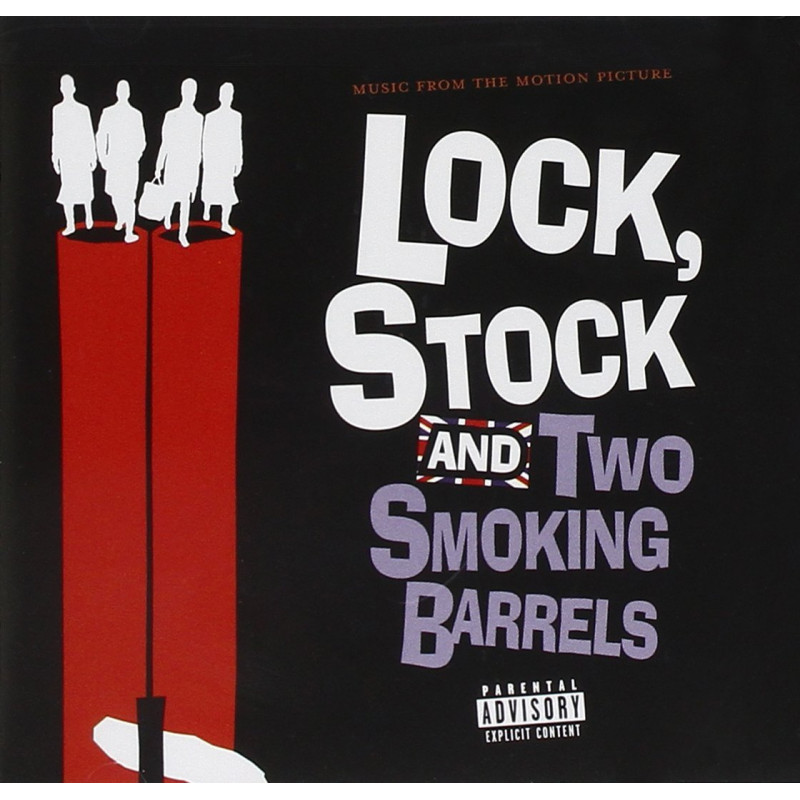 Vinyl RUZNI/POP INTL - LOCK, STOCK AND TWO...