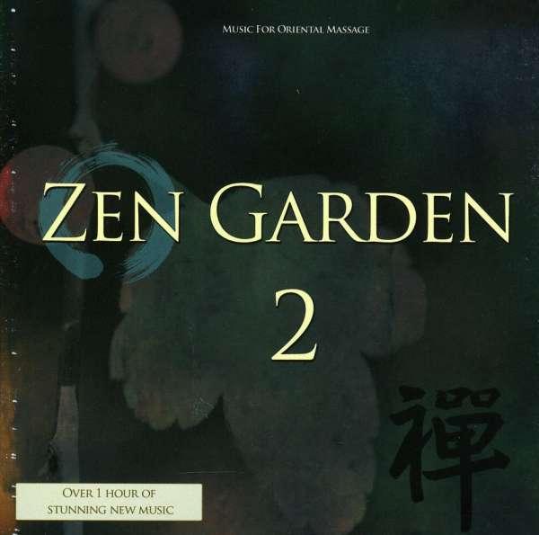 CD V/A - ZEN GARDEN 2