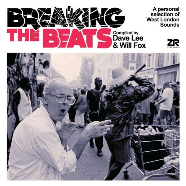 CD V/A - BREAKING THE BEATS: A PERSONAL SELECTION OF WEST LONDON SOUNDS