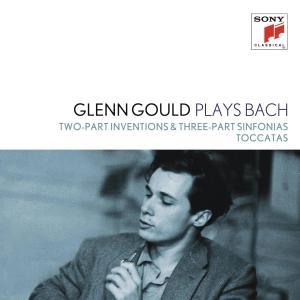CD GOULD, GLENN - Glenn Gould plays Bach: Two-Pa
