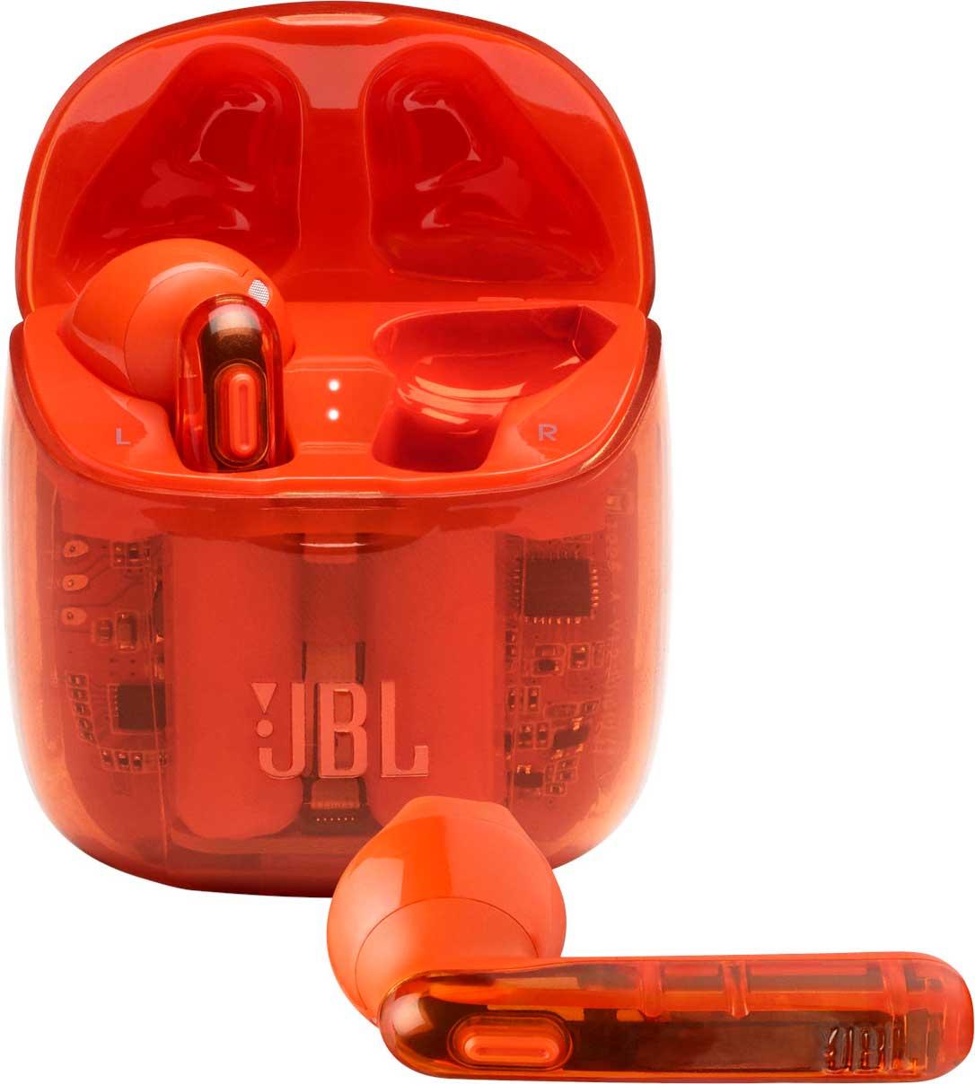 Slúchadlá JBL Tune 225TWS Ghost Orange