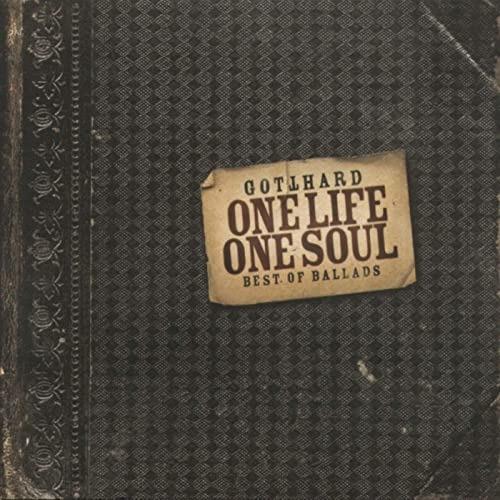 CD Gotthard - One Life One Soul